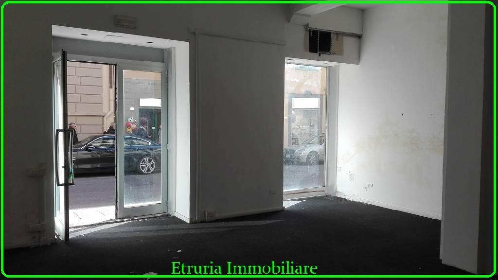 FONDO COMMERCIALE VENDITA Pistoia  Centro Storico