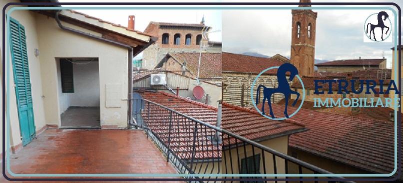 attico vendita pistoia centro storico