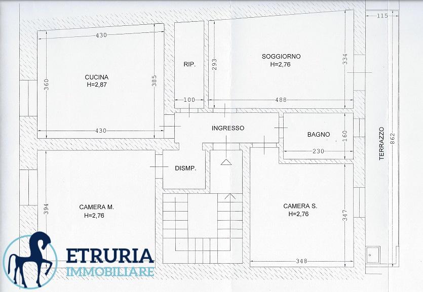 APPARTAMENTO VENDITA Pistoia  Centrale