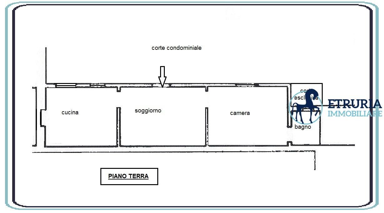 TERRATETTO VENDITA Pistoia  Centro Storico